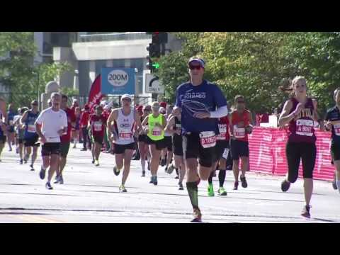 Advocate Health Care – Running Health Tips: The Final Leg