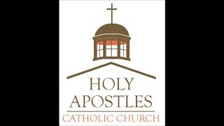 Mass QandA 4   Why do Catholics put saint relics in altars
