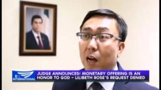 US Judge rules in favor of Iglesia Ni Cristo; petition of ex INC member on issue of church offerings