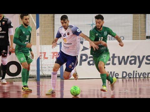 Futbol Emotion Zaragoza - BeSoccer UMA Antequera Jornada 6 Temp 20-21