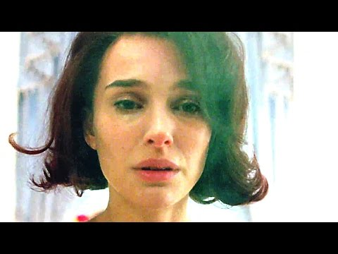 JACKIE (Natalie Portman, Jackie Kennedy Movie) - TRAILER