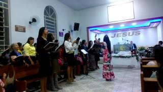 Igreja evangélica Assembléia de Deus Ministério do Ipiranga em Atibaia-SP 05/03/2016