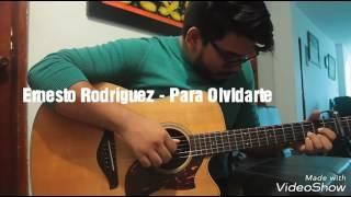 Para Olvidarte - Mau y Ricky (COVER) Audición A Otro Nivel