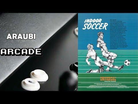Indoor Soccer (Universal, 1985) Arcade [073] Walkthrough Comentado
