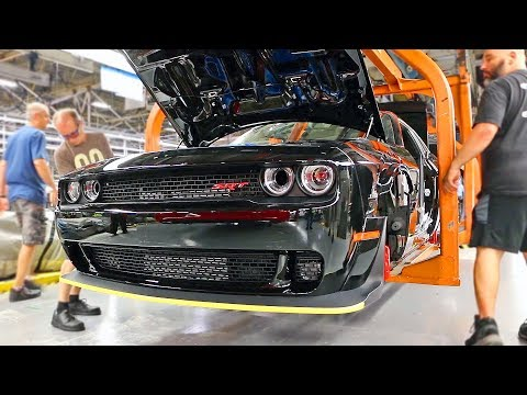 Dodge Challenger SRT Demon ? PRODUCTION