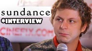 Magic Magic - Michael Cera, Sebastian Silva & Agustin Silva Interview - Sundance 2013
