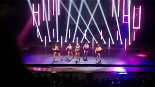 Victoria, Jordan, Shelby, Briar, And Brittany - The Next Step 2017 Brisbane Live