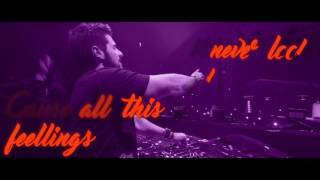 Alok, Bruno Martini, Zeeba - Never Let Me Go (Lyric Video)