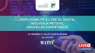 L'employabilité à l'ère du digital : nouveaux métiers, nouvelles compétences