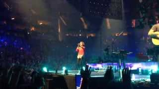 Oceans by Hillsong United, Live at Passion 2014 Houston