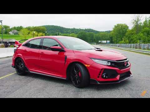 Honda Civic Type R -- TEST/DRIVE
