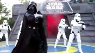 Mi gran noche (Darth Vader feat Raphael)