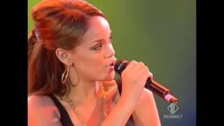Rihanna - SOS (Live Festivalbar Italia) HD