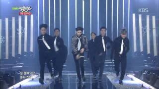 [HIT] 뮤직뱅크-태민(TAEMIN) - Intro + 괴도(Danger).20141219