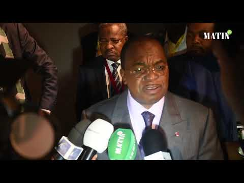 Video : FIAD 2019 : Déclaration de Louis Paul Motaze, ministre des Finances du Cameroun