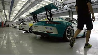 GT3 Cup Challenge – Middle East: Season 9, Round 5, Race 2 at Bahrain International Circuit