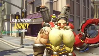 "Underwatched Torbjörn  ""Play of the game"" CarbotAnimations Recreation"