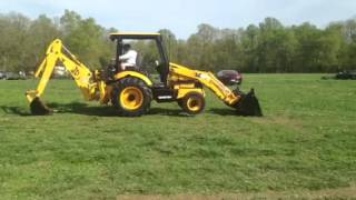 Jcb midi backhoe for sale 304 279 9744
