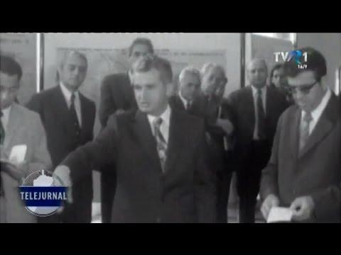 """""""Sistematizarea ţării"""" în epoca Ceauşescu"""