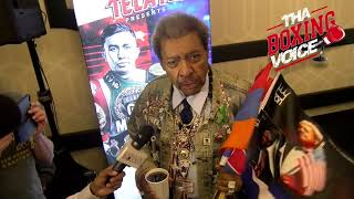 DON KING Reacts to DEONTAY WILDERS $50 Million Dollar Offer to ANTHONY JOSHUA
