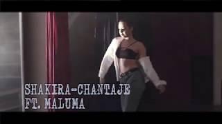 QUIMERA PROJECT DANCE  2017  Shakira -Chantaje-  ft. Maluma