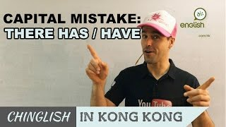 Episode 007 - There has/have - The English Teacher Hong Kong