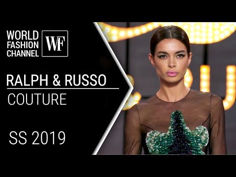 Ralph & Russo Сouture Spring-summer 2019