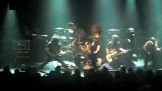Warbringer - Jackal LIVE in New York City 11-7-09