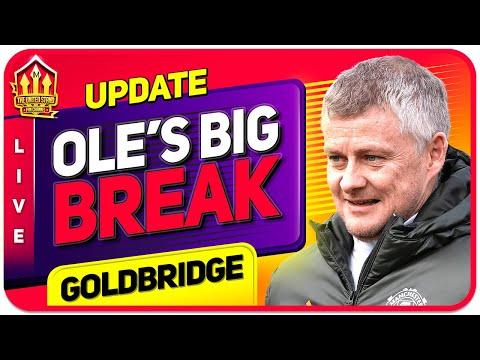 SOLSKJAER's Time To Deliver! Man Utd News
