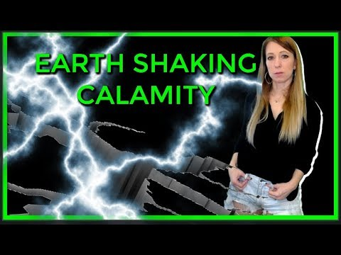 California's On Heightened Earthquake Alert! Here's What They're Not Telling You! Prep For 8.0!