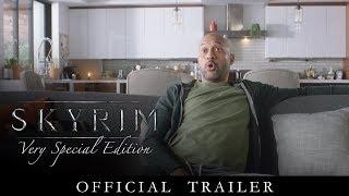 Skyrim: Very Special Edition – Official Trailer width=
