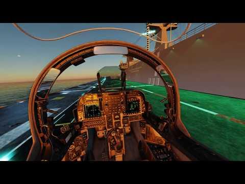 "DCS World | AV-8B | VR Misión Libre ""Fondo de Hierro"" | Escuadrón 111"