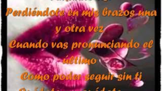 Amando Así - Paola (letra)