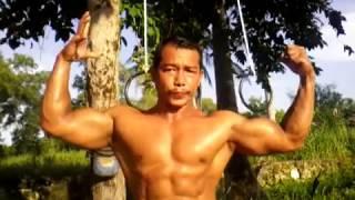 """Posing """"Asep Ariyanto"""" Hasil Latihan di Rumah"""