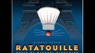 Ratatouille Soundtrack-6 Wall Rat