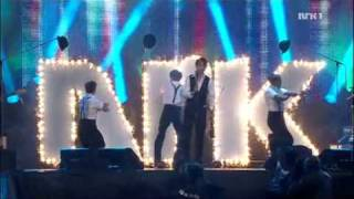 Alexander Rybak - Fairytale (Norway - Live - VG Lista Topp 20 Show 2009)