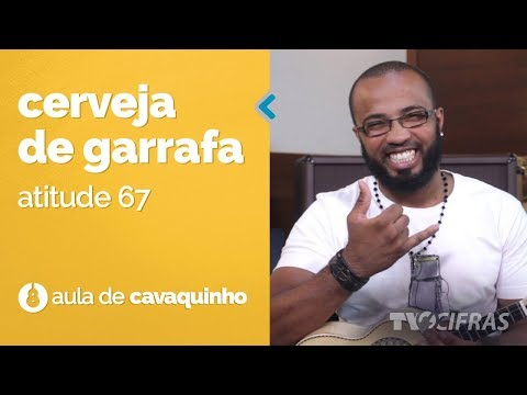 Atitude 67 - Cerveja De Garrafa