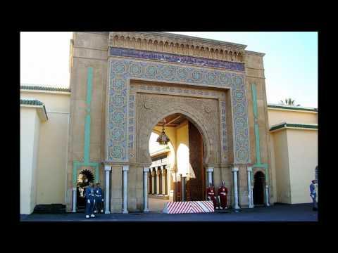 Ville de Rabat Oudayas Mausolée Bouregreg