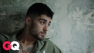 ZAYN - WRONG (GQ Photoshoot Edition) | GQ