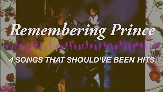 """Beyond """"Purple Rain"""": 4 Prince songs that should've been hits"""