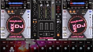 CDJ 400 Laser effects personalize skin by( DJ Rhadz OMC)