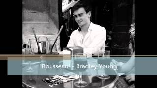 'Rousseau,' (acoustic) original song by Bradley Young
