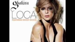 Shakira feat. Dizzee Rascal-loca loca loca