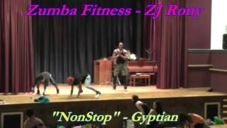 Zumba® Master Class - ZJ Ronald Gratereaut doing his thanggggg!