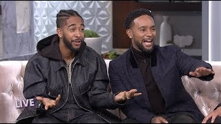 B2K Is Here, Talking About The Millennium Tour – And Inviting Adrienne To Join Them?