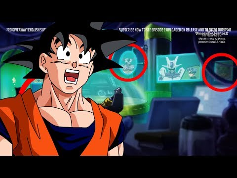 SECRETS You Missed In Dragon Ball Heroes Episode 1