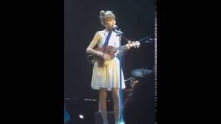 Grace Vanderwaal I Don't Know My Name Live  Las Vegas 10-27-16