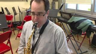 Minuet for Alto Saxophone