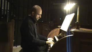 L. van Beethoven (Allegretto Symphony 7, organ version) - Jordi Franch Parella