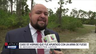 Un hispano puso a la venta un auto en una esquina de Collier y ocurrió algo inesperado